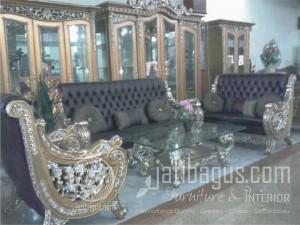 Kursi Tamu Sofa Mewah Artis Raffi Ahmad