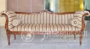 Sofa Jati Perahu Modif