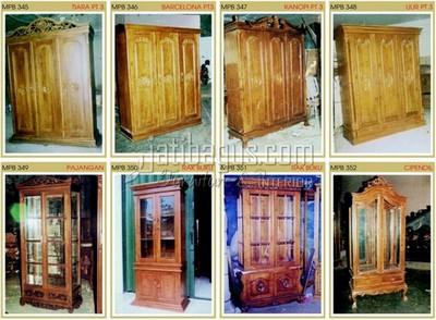 Gambar #11 Almari Lemari Katalog MPB 345, 346, 347, 348, 349, 350, 351, 352