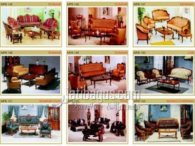 Gambar Kursi Tamu Sofa Minimalis Katalog MPB 145, 146, 147, 148, 149, 150, 151, 152, 153