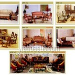 Gambar Kursi Tamu Sofa Minimalis Katalog MPB 163, 164, 165, 166, 167, 168, 169 GANESA