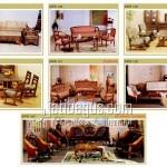 Gambar Kursi Tamu Sofa Minimalis Katalog MPB 163, 164, 165, 166, 167, 168, 169 GANESA