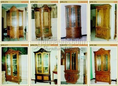 Gambar #2 Almari Lemari Katalog MPB 273, 274, 275, 276, 277, 278, 279, 280