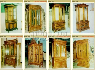 Gambar #3 Almari Lemari Katalog MPB 281, 282, 283, 284, 285, 286, 287, 288