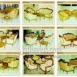 Gambar Kursi Tamu Sofa Elegan Katalog MPB 019, 020, 021, 022, 023, 024, 025, 026, 027