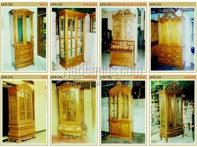 Gambar #4 Almari Lemari Katalog MPB 289, 290, 291, 292, 293, 294, 295, 296