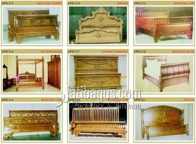Gambar #4 Dipan Tempat Tidur Katalog MPB 213, 214, 215, 216, 217, 218, 219, 220, 221