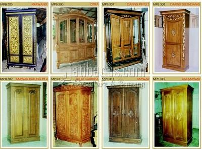 Gambar #6 Almari Lemari Katalog MPB 305, 306, 307, 308, 309, 310, 311, 312