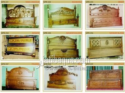 Gambar #6 Dipan Tempat Tidur Katalog MPB 231, 232, 233, 234, 235, 236, 237, 238, 239