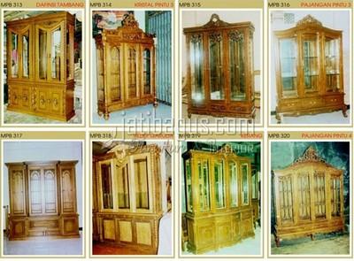 Gambar #7 Almari Lemari Katalog MPB 313, 314, 315, 316, 317, 318, 319, 320