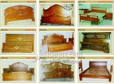 Gambar #7 Dipan Tempat Tidur Katalog MPB 240, 241, 242, 243, 244, 245, 246, 247, 248