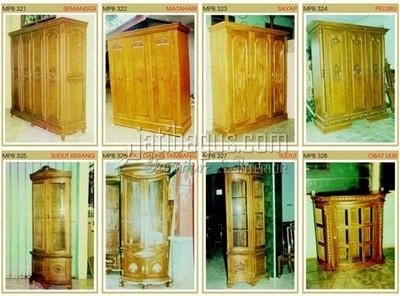 Gambar #8 Almari Lemari Katalog MPB 321, 322, 323, 324, 325, 326, 327, 328