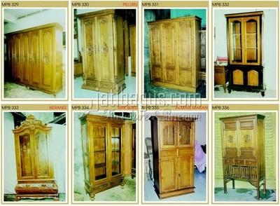 Gambar #9 Almari Lemari Katalog MPB 329, 330, 331, 332, 333, 334, 335, 336