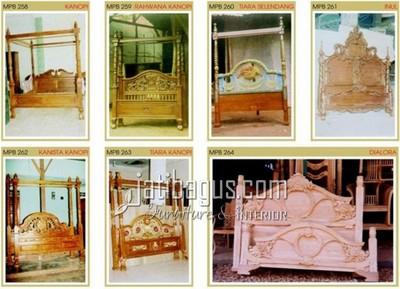 Gambar #9 Dipan Tempat Tidur Katalog MPB 258, 256, 257, 258, 259, 260, 261, 262, 263, 264