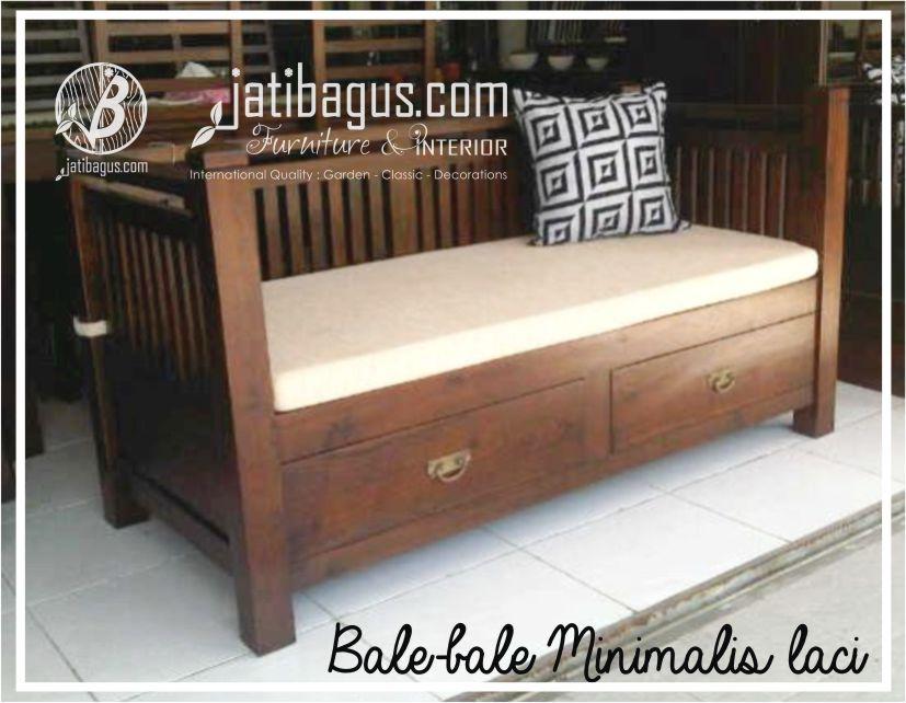 Bale-bale Minimalis Laci