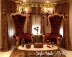 Jual SOFA RATU MEWAH | Harga Sofa Queen Jati Mahoni Murah