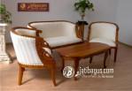 Kursi Tamu Sofa Minimalis Angsa Victoria