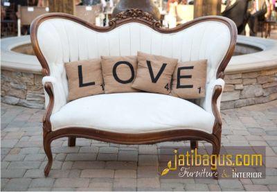 Sofa Santai LOVE