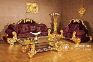 Kursi Tamu Sofa Michael Jackson Mewah