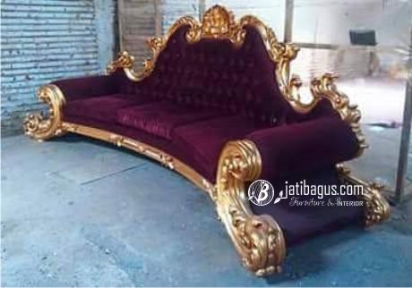 Model Terbaru Kursi Tamu Sofa Michael Jackson Mewah