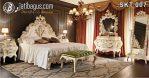 Set Kamar Tidur Duco Italian Luxury