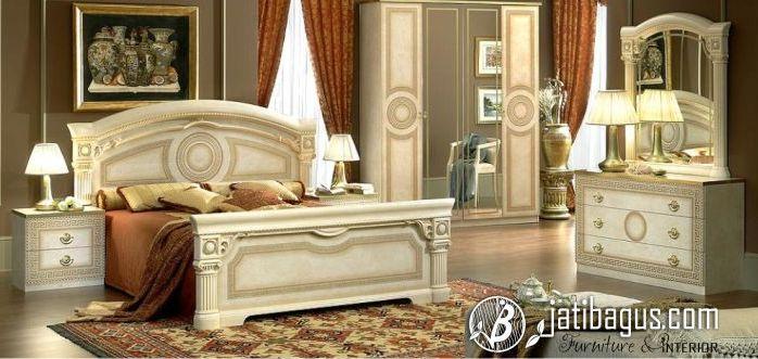 Set Kamar Tidur Duco Italian Modern