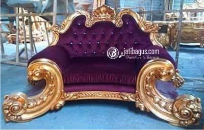 foto Kursi Tamu Sofa Michael Jackson Mewah