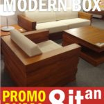 KURSI TAMU MINIMALIS MODERN BOX HARGA MURAH