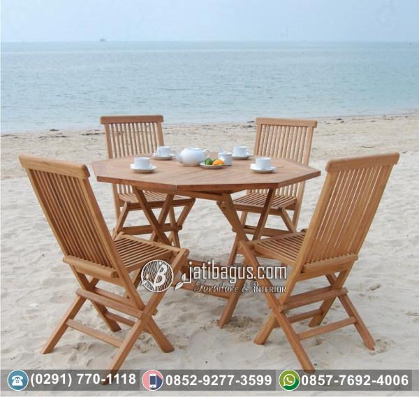 Jual Kursi Lipat dan Meja Payung Pantai atau Taman