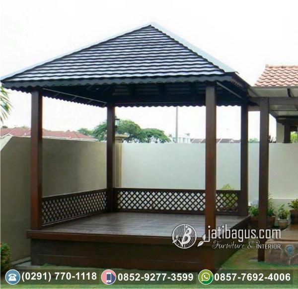 Toko Furniture Online Gazebo Taman Minimalis Unik Bali