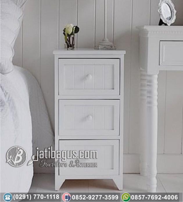 Nakas Bedside Minimalis Cottage