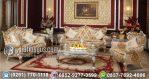 Kursi Tamu Sofa Ukir Jati Model Istana Presiden
