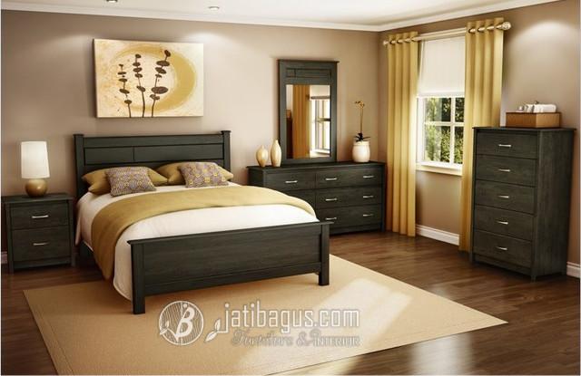 Jual Set Tempat Tidur Minimalis Murah