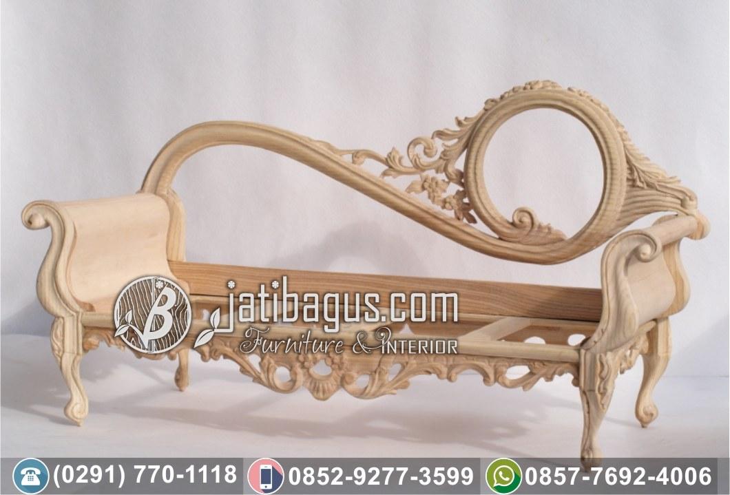 kursi ukir tunggal sofa