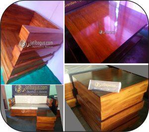 Set Kursi Tamu Minimalis Modern Box : Preview Edition