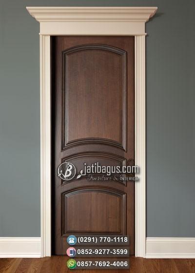 Jual Pintu Minimalis Jati