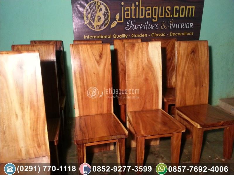 jual kursi makan blok