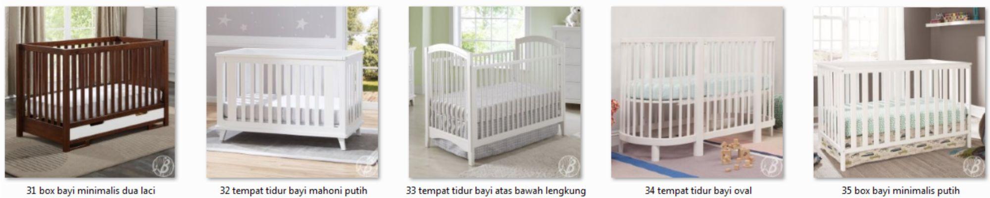 Daftar Harga Box Tempat Tidur Bayi