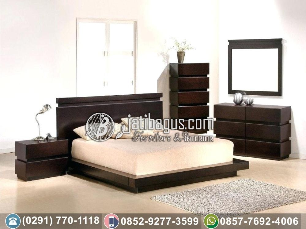 Set Tempat Tidur Minimalis Box