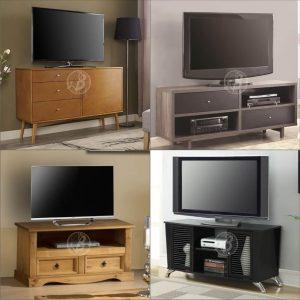 Meja Tv Minimalis Jati Terlengkap