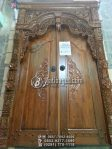 Pintu Ukir Gebyok Jepara Ukuran 275×180