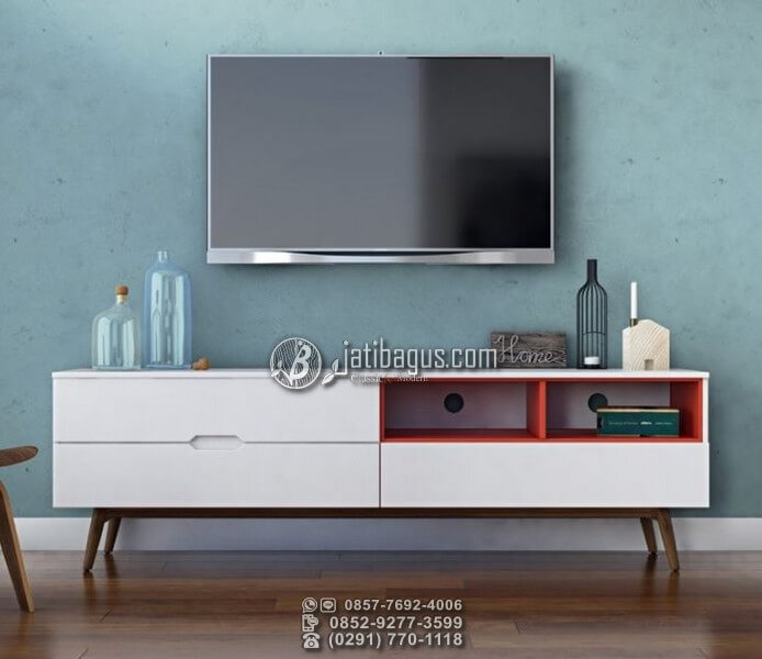 jual Lemari tv minimalis