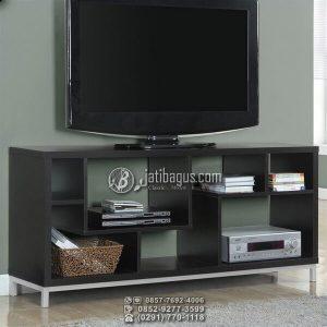 jual meja tv minimalis kayu jati
