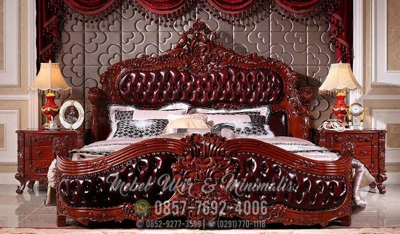 Jual Tempat Tidur Antik Kuno Murah