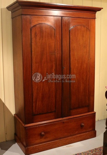 Jual Lemari Pakaian Minimalis Pintu 2 Murah
