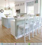 Kursi Kitchen Set Minimalis Modern Putih