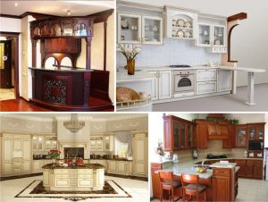 Kitchen Set Ukir Mewah