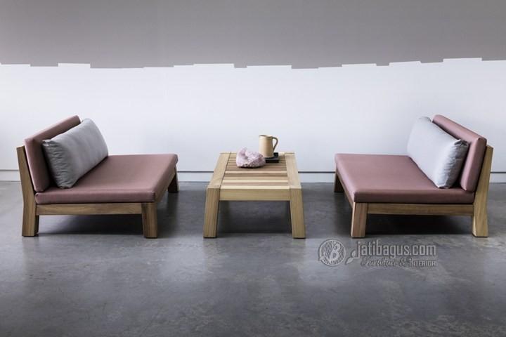 set meja makan minimalis klasik