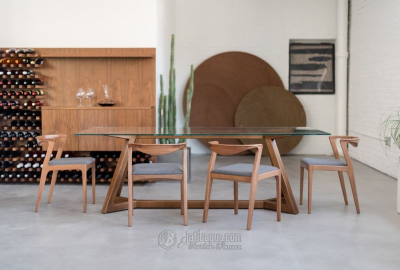 Jual Kursi Cafe Modern Scandinavian Murah