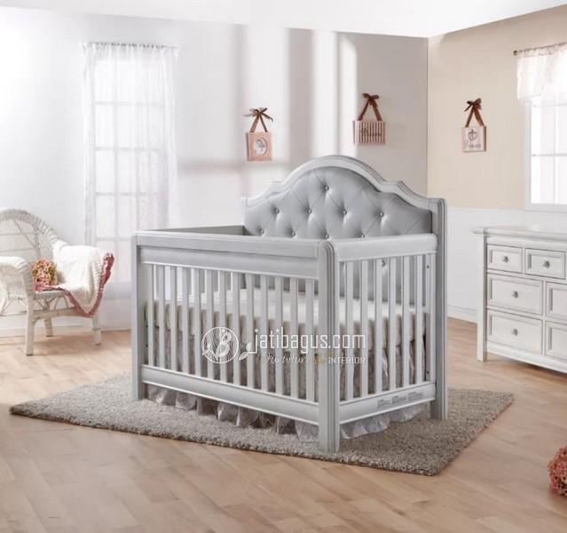 Ukuran Box Tempat Tidur Bayi Jok Busa Mewah